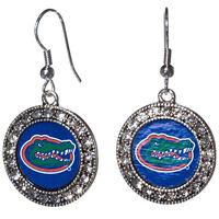 Florida Gators Logo Earrings
