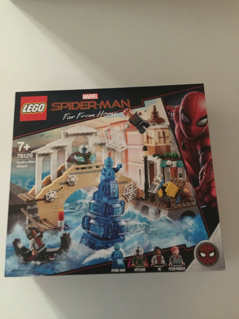 Lego Super heroes, LEGO Spiderman og Batman!  De helt nye…