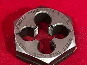 Thread Tool Supply NEW M8 x 1 Split Die Thread Chaser $24.99 List Price!
