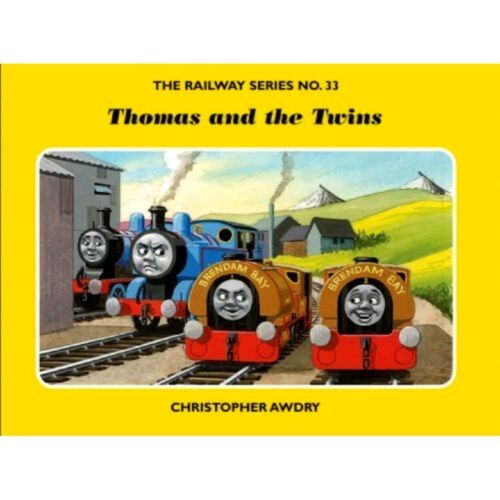 1 of 1 - SIGNED The Railway Series No.33 Thomas and the Twins by Christopher Awdry New HB