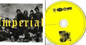 DENZEL CURRY IMPERIAL RARE PROMO CD [RICK ROSS]