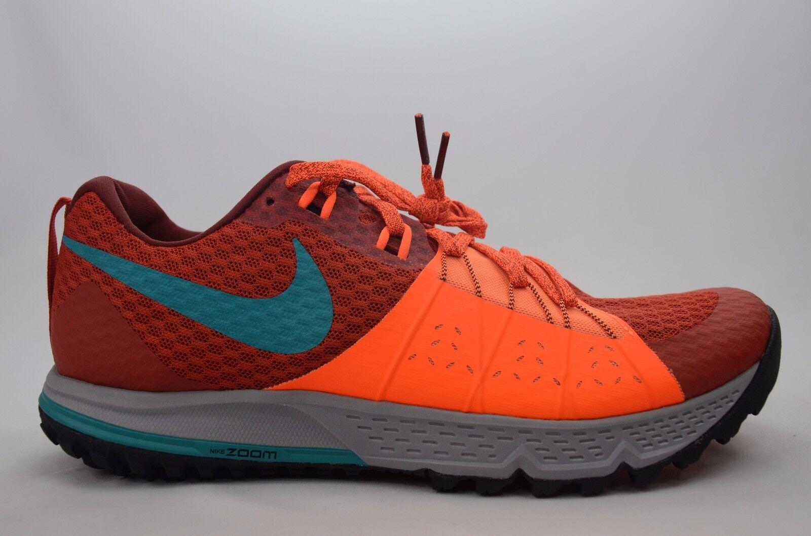 Nike Zoom Wildhorse 4 Trail Running Men's Size 10 New in Box 880565 600