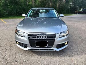 2011 Audi A4 Prestige edition