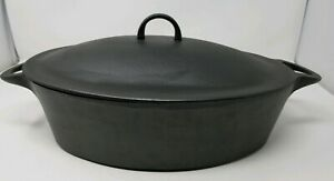 Details About Ikea Cast Iron Oval Carl Gustaf Jahnsson 5 6 L