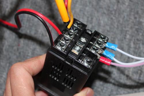 Inkbird ITC-106VH 110-240V PID Temperature Thermostat Controllers K 25DA SSR °F