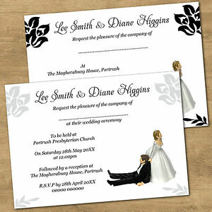Personalised-Day-Or-Evening-Funny-Wedding-Invitations-Envs-Bride-Pulling-Groom