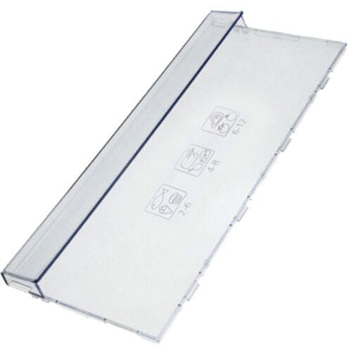 BEKO  Freezer Drawer Front Cover Panel CFE1691 CNP1601 CXFG1685 Series