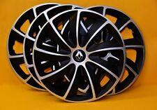 """4x16"""" Renault Master, Trafic, Espace... in lega Look Auto COPRICERCHI, Coperture, HUB CAPS"""