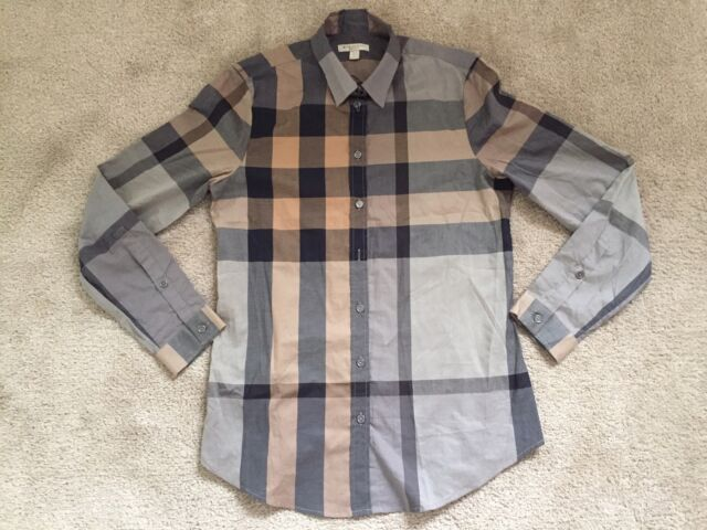 Brand New Burberry Ladies Shirt Size S RRP$450