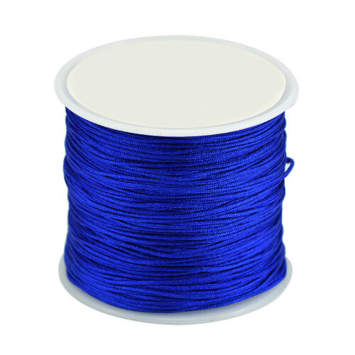 45m*0.8mm Beading Macrame Weave Nylon Rope String Cord Thread Wire Jewelry DIY
