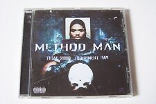 METHOD MAN - TICAL 2000: JUDGEMENT DAY CD 1998 (Wu-Tang Clan Raekwon Mobb Deep)