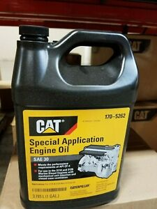 CATERPILLAR-CAT-SAE-30-Special-Application-Engine-Oil-1-GAL-170-5262-NEW