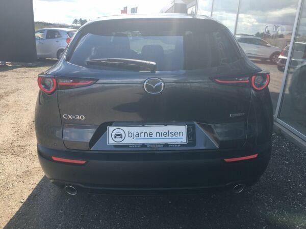 Mazda CX-30 2,0 SkyActiv-X 180 Sky Tech - billede 4