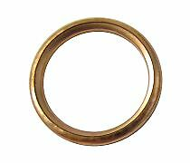 YAMAHA XVS 650 DRAGSTAR 1997-2002 COPPER EXHAUST MANILFOLD RING GASKET