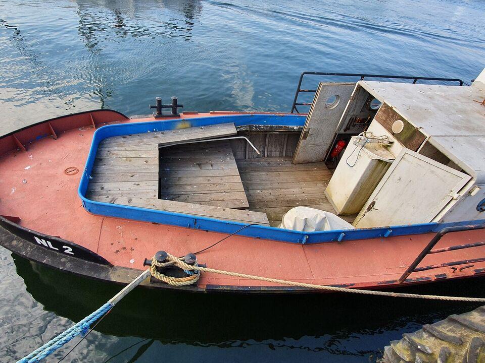 Anden type, Slæbebåd
