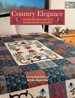 Country Elegance: Cotton and Wool Projects from the Quilted Crow Girls by Leonie Bateman, Deirdre Bond-Abel (Paperback, 2014)