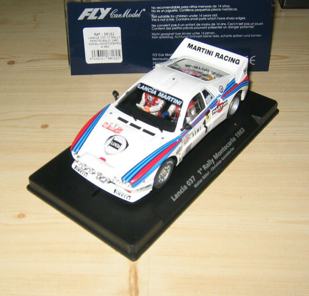 Lancia 037 Martini  1, Winner Rallye Monte Carlo 1983, 1 32, Fliegen 88162