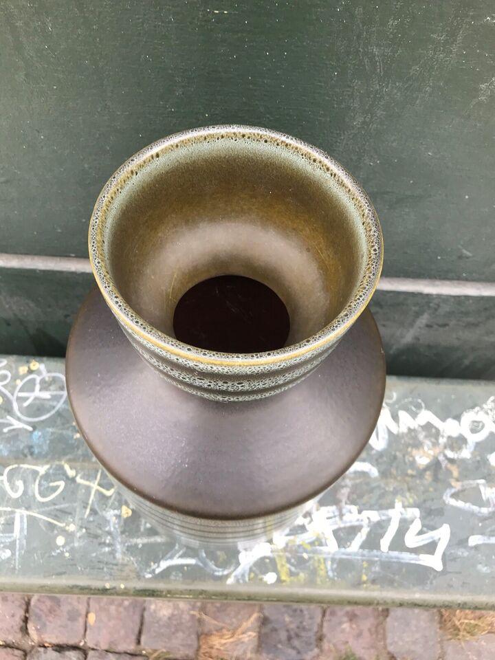 Keramik, Vase, Knabstrup