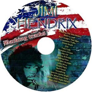 JIMI-HENDRIX-GUITAR-BACKING-TRACKS-CD-BEST-OF-GREATEST-HITS-MUSIC-PLAY-ALONG-MP3