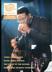 BLUES-amp-RHYTHM-The-Gospel-Truth-UK-Blues-magazine-Issue-no-163