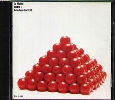 Hattori Katsuhisa - 音楽畑 6 - Japan CD - J-POP - 11Tracks La Monde 1989