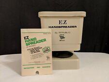 Ez Handspreader By Republic Usa Broadcast Seeder Grass Pasture Lawn Wildflower For Sale Online Ebay