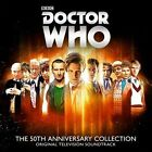 Doctor Who: The 50th Anniversary Collection [Original Television Soundtrack] by Various Artists (CD, Dec-2013, 4 Discs, Silva Screen)