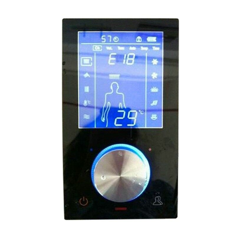 Shower System Digital Shower Control Shower Mixer