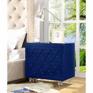 Brilliant Details About Trellis Side Table Lacquer Nightstand Side Table Glossy Bedside Acrylic Legs Creativecarmelina Interior Chair Design Creativecarmelinacom