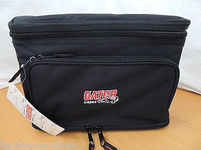 Gator Wireless Microphone Gig Bag GM 1W w Strap NEW