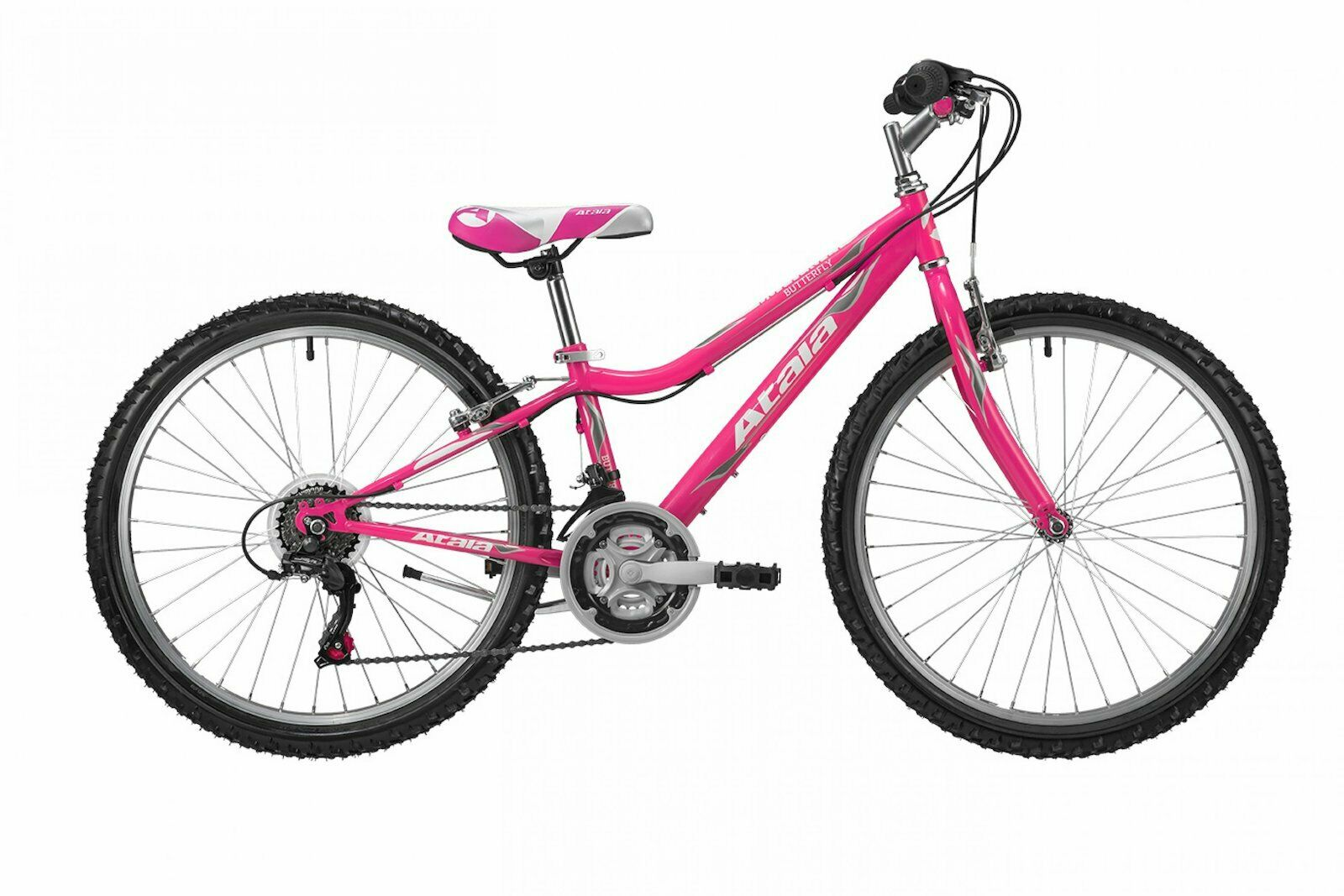 BICYCLE GIRL ATALA BUTTERFLY 18V 24  girl 2019 girl FUCHSIA
