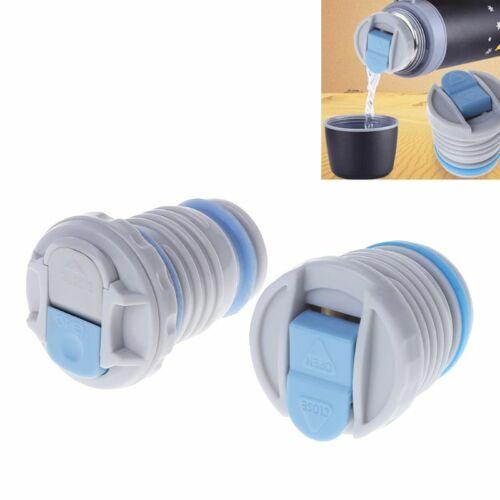 4.4cm//4.5cm Vacuum Flask Lid Thermos Cup Cover Portable Universal Travel Mug