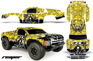 Amr Rc Graphic Decal Kit Upgrade Proline Chevy Silverado Traxxas