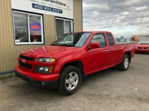 2010 Chevrolet Colorado LT + MAG