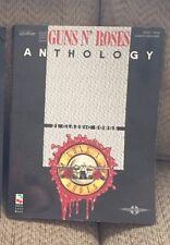 Hal Leonard Guns N' Roses Anthology Guitar Tab Book 21 Songs sheet music lyrics