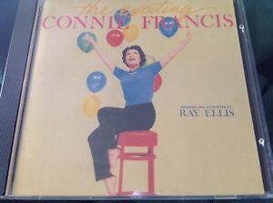 RARO-POP-CD-Connie-Francis-LA-EMOCIONANTE-CONNIE-FRANCIS-RAY-ELLIS-peg018