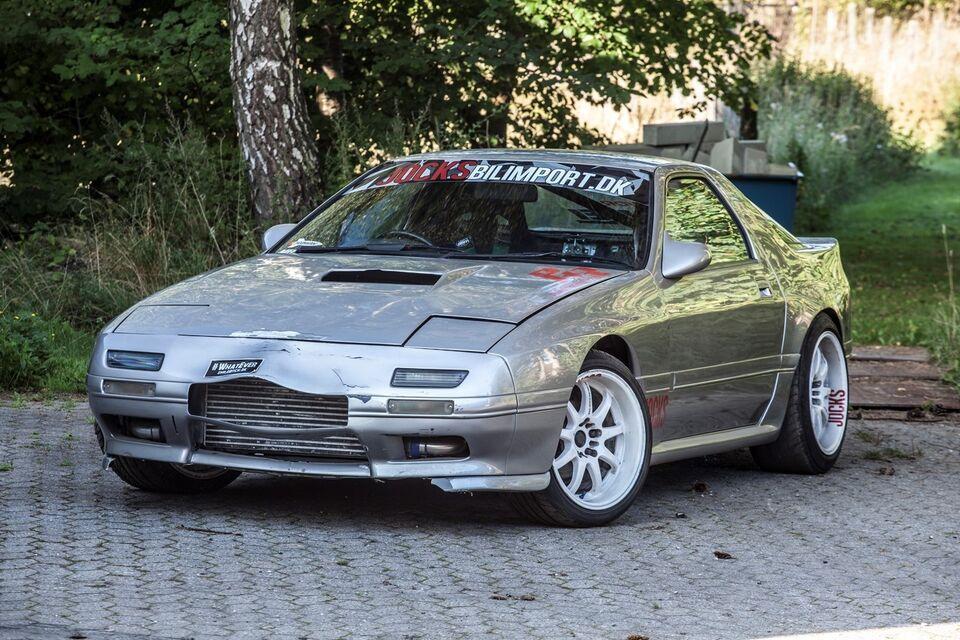 Mazda Fc Rx7 Drift Car Dba Dk K 248 B Og Salg Af Nyt Og Brugt
