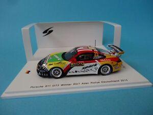 PORSCHE-911-GT3-RGT-997-25-ROMAIN-DUMAS-RALLY-GERMANY-2015-1-43-NEW-SPARK-SG225