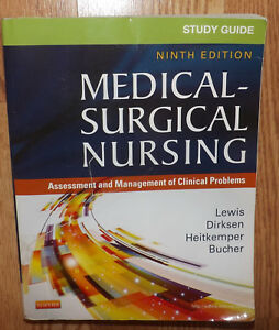 Lewis Medical Surgical Nursing Book