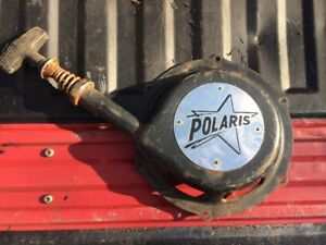 Polaris Grand Touring Snowmobile Engine Recoil Pull Starter Vintage Mid 90s