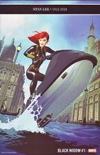 Black Widow #1 Stan Lee Tribute Marvel Comic 1st Print 2019 UNREAD NM