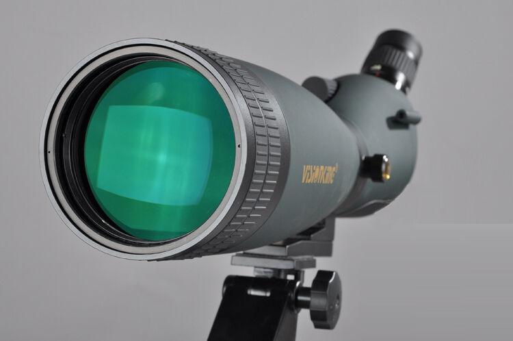 Alta Calidad Visionking Telescopio Telescopio Terrestre 30-90x90 a prueba de agua, Te Regalo 4