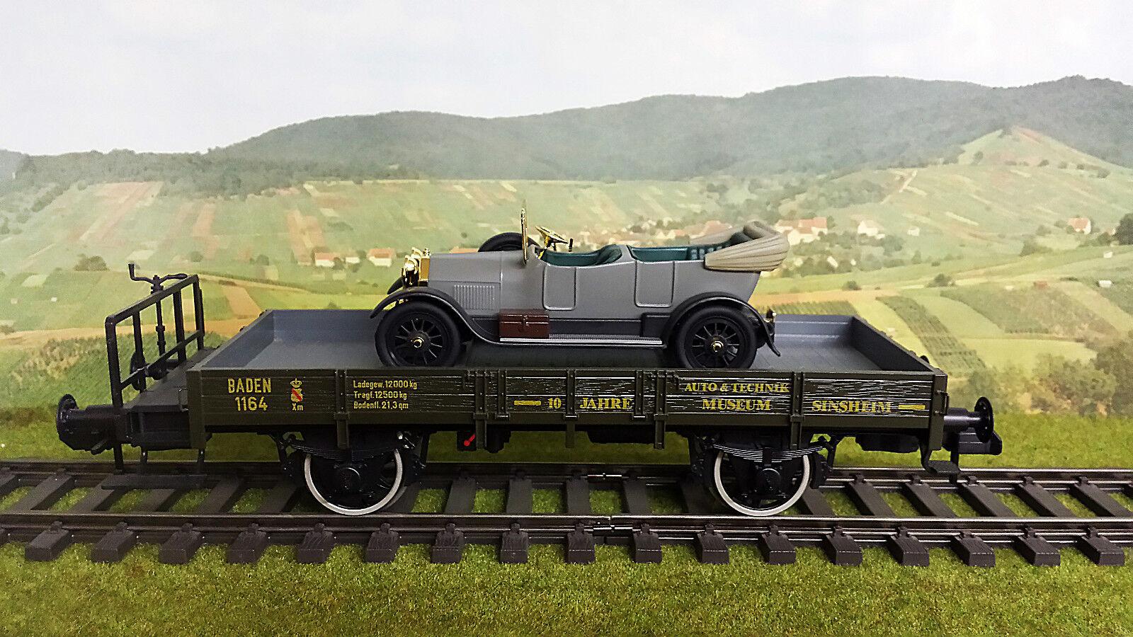 Märklin 85836 Museum Anniversary Car  Jubilee Sinsheim  Gauge Spur 1 Scale 1 32