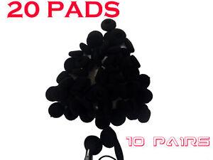 20 x EarBud EarPhone HeadPhone Foam Sponge Pads Covers