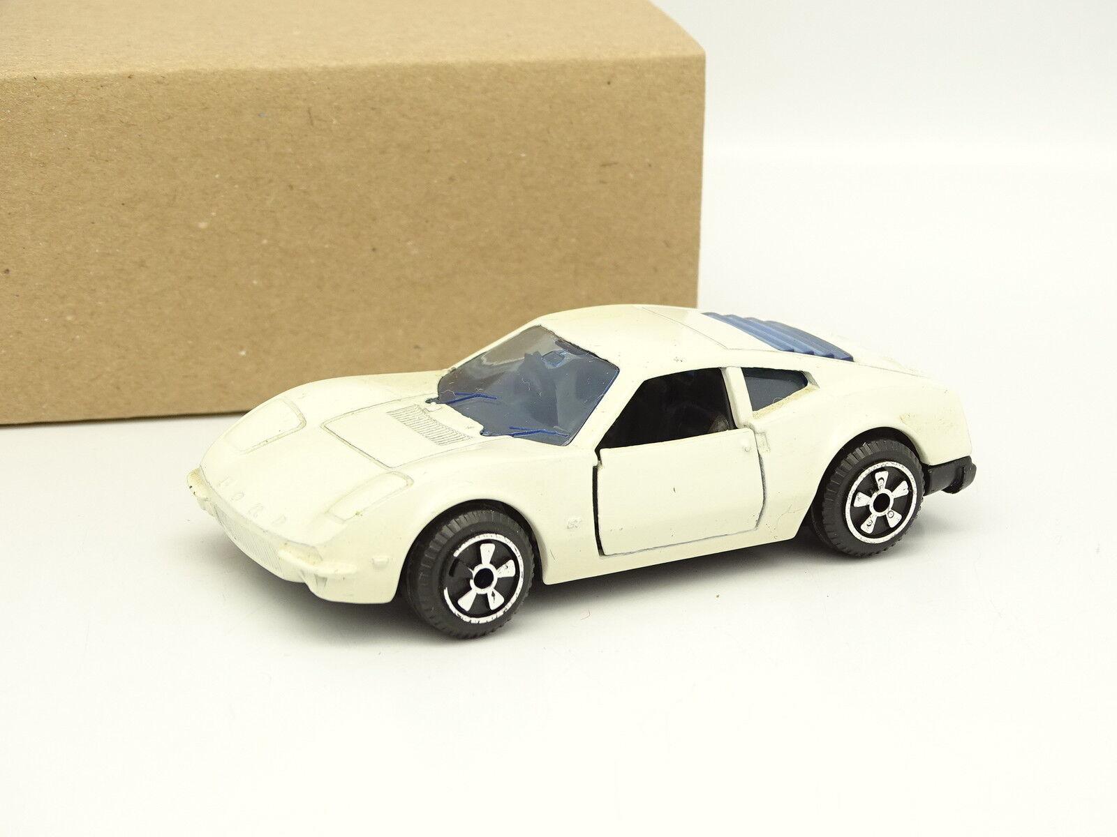 Polistil 1 43 - Ford GT70 White