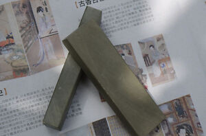 Slurry-Water-Hone-Whetstone-Straight-Razor-Stone-Sharpener-3000Grit-New-Yellow