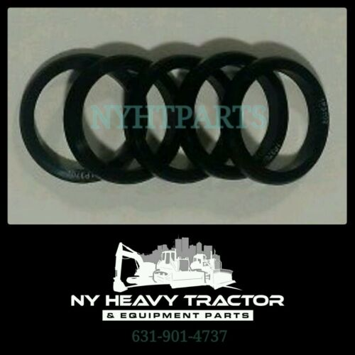 SET OF 5 1P3704 1P-3704 Seal D Ring New Replacement for Caterpillar 4C4784