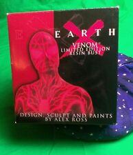 Venom Earth X Limited Edition Resin Bust Alex Ross Sculpture Statue Figure 2001