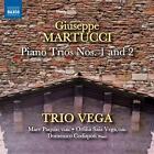 Klaviertrios 1 & 2 von Trio Vega (2015)