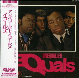 Equals-inegalee-egal-Japan-Mini-LP-CD-bonus-track-C94